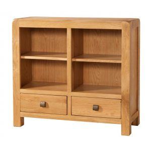 Avalon Low Bookcase