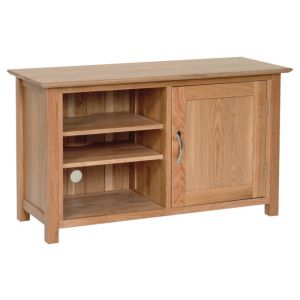 Lindale Oak TV Cabinet