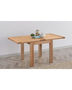 Cambridge Oak Flip Top Table