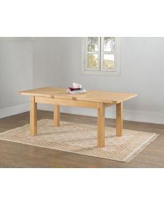 Vogue Light Oak 150 x 90 Extension Table