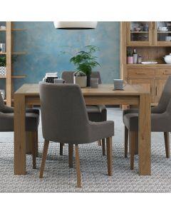 Gemini Light Oak Small End Extension Table