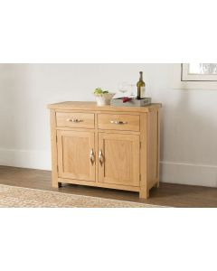 Vogue Light Oak 2 Door Sideboard