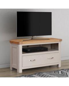 Cambridge Painted Corner TV Unit
