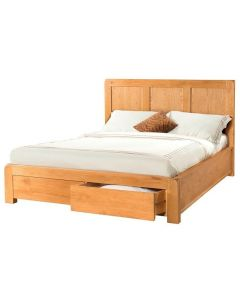 Avalon Bed with Drawers