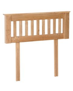 Lindale Oak Headboard