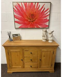 CLEARANCE Brittany 2 Door 3 Drawer Sideboard