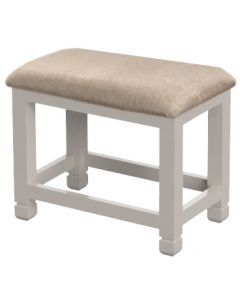 Cobble Dressing Table Stool