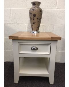 Cornwall Lamp table with Drawer
