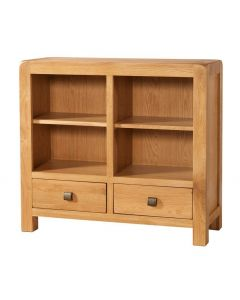 Avalon Low Bookcase