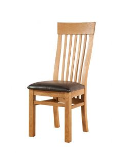 Avalon Curved Back Dining Chair
