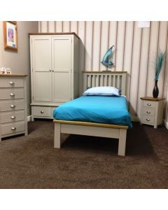 Special offer - Plymouth Single Bed with Mattress