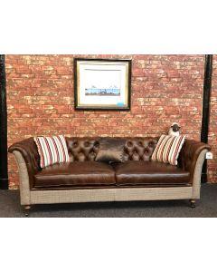 Three Seater Chesterfield Sofa