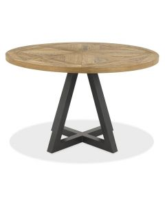 Indus Circular Dining Table