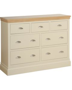 Lincoln 3 over 4 Jumper Chest-Choice of Colours