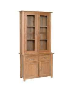 Lindale Oak 3' Dresser Base and Top