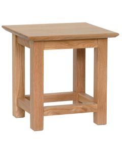 Lindale Oak Side Table