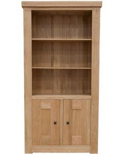 Premier Oak Bookcase