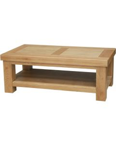 Premier Oak Coffee Table
