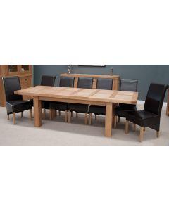 Premier Oak Large Table