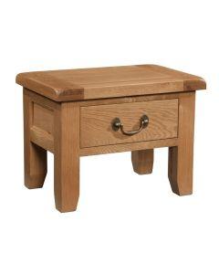Canterbury Oak Side Table