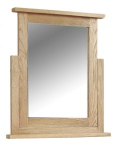 Canterbury Oak Mirror