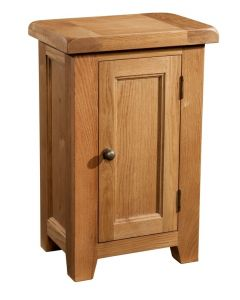Canterbury Oak One Door Cabinet