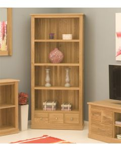 Mobel Oak Bookcases