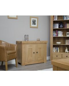 Premier Oak Occasional Cupboard