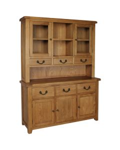 Canterbury Oak Dresser Top