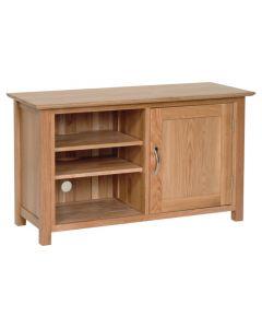 Lindale Oak TV Cabinet